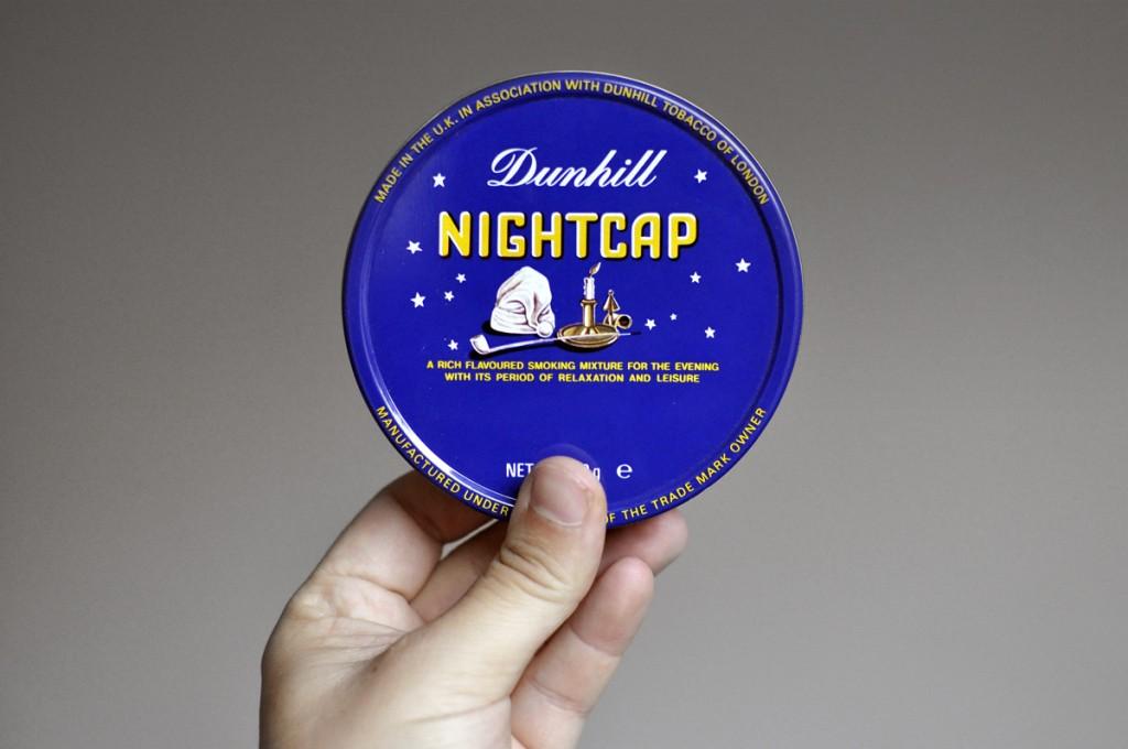 Archivní Dunhill Nightcap