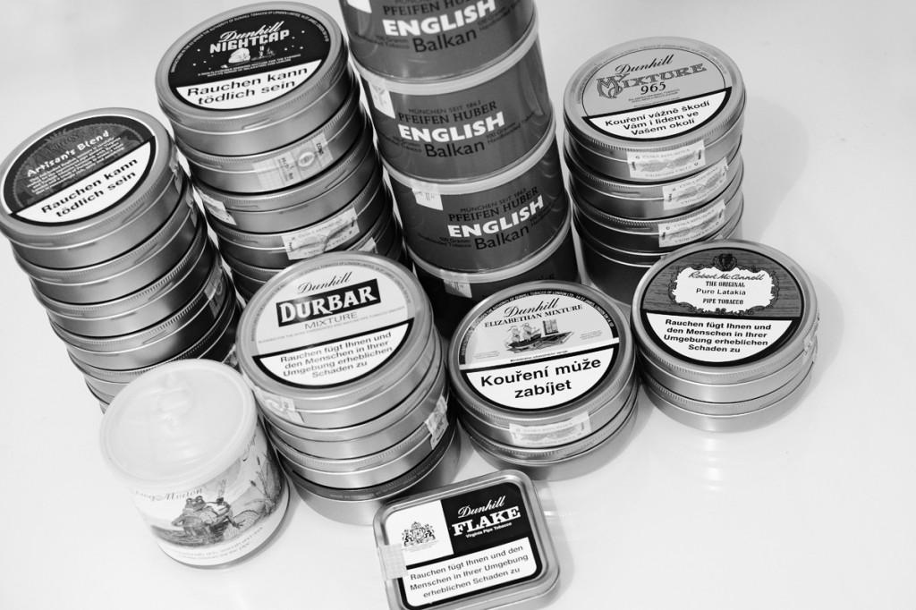 Archivní tabáky